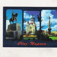 Bnk cp Cluj Napoca - Vedere - necirculata - Carte Postala Transilvania dupa 1918, Printata