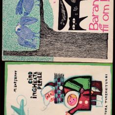 10 carti editura tineretului - Carte educativa