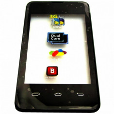Touchscreen Allview A4ALL Black + Rama Swap - Touchscreen telefon mobil