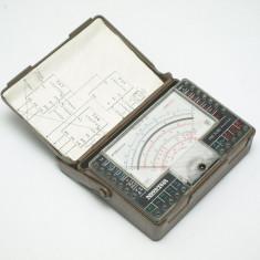 Multimetru analog Novotest Mod. TS 140 - Multimetre