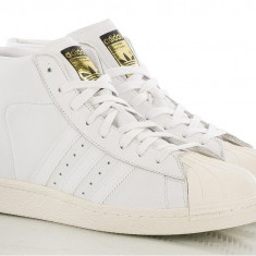 Adidasi Adidas Superstar Pro Vintage 100% Autentici Marime 42 - Adidasi barbati, Culoare: Din imagine, Piele naturala