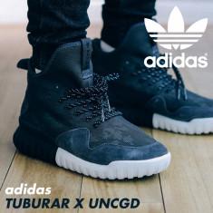 Adidsi Adidas Tubular X UNCGD 100% Originali Marime 40 - Ghete barbati Adidas, Culoare: Din imagine, Textil
