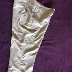 Pantaloni 3/4 dama SALOMON, mas. 42 - Imbracaminte outdoor Salomon, Marime: L, Femei