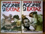 Irving Stone – Agonie si extaz {2 volume, 1993}, Irving Stone