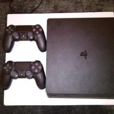 Ps 4 cu 1 tb si 2 controlere + un joc - PlayStation 4 Sony