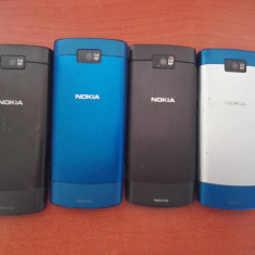 Carcasa Nokia X3-02 originala folosita dar impecabila