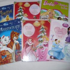Lot 6 carti de povesti pentru copii - OKAZIE