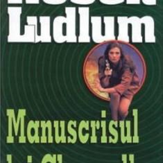 ROBERT  LUDLUM  -  MANUSCRISUL  CHAMSELLOR - suspans