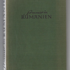 Sommer in Rumanien/Vara in Romania album fotografii alb-negru 1940 cartonată CS - Carte in germana