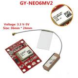 Modul gps Ublox Neo-6m NEO6m antena GY-NEO6MV2 flight control eeprom mwc apm2.5