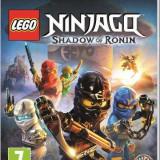 Joc consola Warner Bros Entertainment LEGO NINJAGO SHADOW OF RONIN pentru PSV