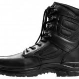 Bocanci militari politie jandarmi pompieri paza - Bocanci barbati, Marime: 40, 42, 45, 46, Culoare: Negru