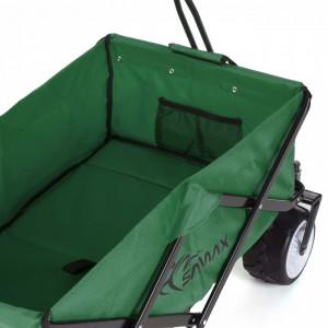 Carucior pliabil marca Samax, verde