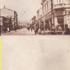 Galati- Strada Berthelot -magazine, iudaica, rara