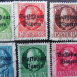 BAYERN-LOT STAMPILATE