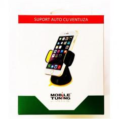 SUPORT AUTO CU VENTUZA PENTRU TELEFOANE
