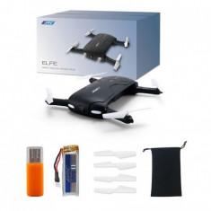 Drona video, 720P, WiFi, streaming live pe smartphone, 6 axe, 3D-flips, JJRC