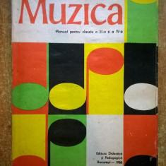 Muzica Manual pentru clasele a III-a si a IV-a {1986} - Muzica Dance