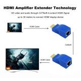 Extender extensie prelungire HDMI Transmitter TX/RX HDMI V1.4 HD 1080P CAT6 RJ45