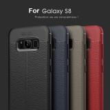 Cumpara ieftin Husa / Bumper Antisoc model PIELE pentru Samsung Galaxy S8 / S8 plus, Alt model telefon Samsung, Negru