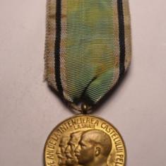 Medalia Peles - Regii Romaniei Carol, Ferdinand si Carol al II lea - Ordin