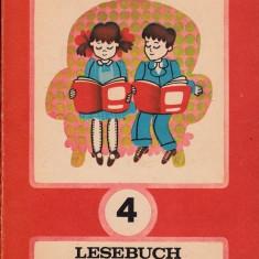 Lesebuch und Sprachlehre 4 - Curs Limba Germana didactica si pedagogica