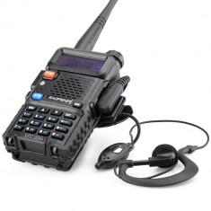 Statie emisie receptie Baofeng UV 5R Walkie Talkie - Statie radio