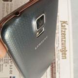 Samsung Galaxy s5 - Telefon mobil Samsung Galaxy S5, Albastru, 16GB, Neblocat, Single SIM