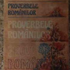 Proverbele Romanilor - I.c. Hintescu, 539444 - Carte folclor