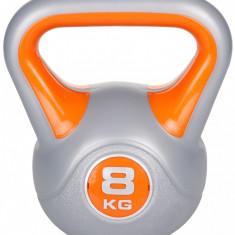 Kettlebell Cement Gantera 6 kg, 5 kg