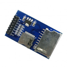 modul shield citire scriere sd si micro sd card arduino avr stm pic