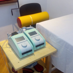 Set aparate fizio BTL ultrasunet, electroterapie, laser