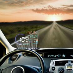 Display kilometraj auto cu proiectie parbriz 5.5 inch