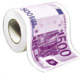 Hartie igienica 500 Euro