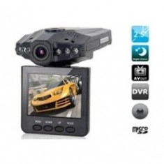 Martorul tau in trafic Camera DVR Video Auto - Camera video auto, 32GB, Wide, Single, Senzor imagine MP CMOS: 1, HD