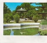 bnk cp Ramnicu Sarat - Vedere din parc - circulata