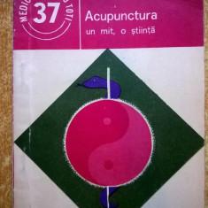 C. Ionescu-Tirgoviste - Acupunctura un mit, o stiinta