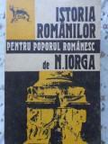 Istoria Romanilor Pentru Poporul Romanesc - N. Iorga ,406035