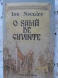 O Sama De Cuvinte - Ion Neculce ,406257