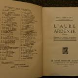 L'aube ardente de Abel Hermant Ed. J. Ferenczi & fils Paris 1927 - Carte de colectie