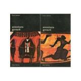 Aventura greaca (vol. I + II)  - Pierre Leveque