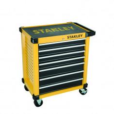 Dulap metalic cu 7 sertare STANLEY - Dulap scule Service
