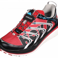 Rapa Nui 2S Trail WP Mens Runnig Shoes rosu-negru UK 9