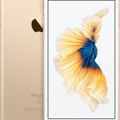 IPhone 6S Plus Gold NOU 64GB Liber de retea Cutie Sigilata - Telefon iPhone Apple, Auriu, Neblocat
