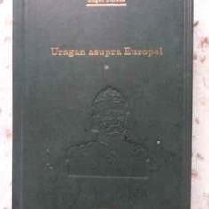 Uragan Asupra Europei Vol.1 - Vintila Corbul, Eugen Burada, 406175 - Roman