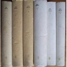 Ion Ghica - Opere (6 volume - set complet) - Carte de colectie