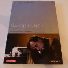 Naked lunch - dvd - Film Colectie, Altele