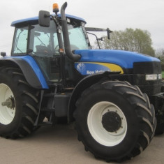 New Holland TM190 Tractor 120-139CV, An Fabricatie: 2004, Motorina/Diesel, 185000 km, 18 cmc, AVALON