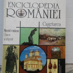 ENCICLOPEDIA ROMANIEI CUGETAREA-LUCIAN PREDESCU - Enciclopedie