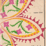 Modele de fata de masa si milieuri brodate - Ioana Ciza (00003) - Fata De Masa Antichitati
